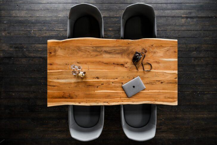 Medium Size of Stühle Esstisch Kawola Essgruppe 7 Teilig Mit Baumkante Fu Silber Ausziehbarer Venjakob Eiche Massiv Industrial Runder Ausziehbar Esstischstühle Weiß Bank Esstische Stühle Esstisch