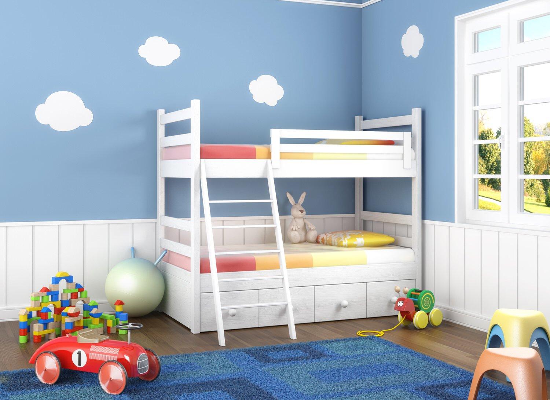 Full Size of Kinderzimmer Einrichtung Kleines Einrichten Eine Groe Herausforderung Regal Weiß Sofa Regale Kinderzimmer Kinderzimmer Einrichtung