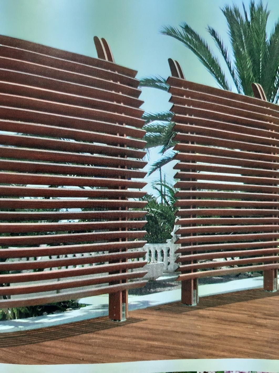 Full Size of Dubai Sichtschutzzaun Paravent Garten Wohnzimmer Paravent Terrasse
