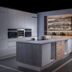 Küchen Wohnzimmer Küchen Kchen Kaufen Kchenplanung Trop Mbelabholmarkt Stjohann Regal
