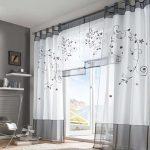 Kurze Gardinen Wohnzimmer Fenstergestaltung 37 Ideen Fr Gardinen Trends Und Farbwahl Schlafzimmer Für Küche Fenster Wohnzimmer Scheibengardinen Die
