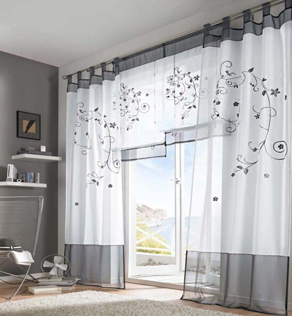 Full Size of Fenstergestaltung 37 Ideen Fr Gardinen Trends Und Farbwahl Schlafzimmer Für Küche Fenster Wohnzimmer Scheibengardinen Die Wohnzimmer Kurze Gardinen