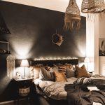 Dekoration Schlafzimmer Wohnzimmer Dekoration Schlafzimmer Neues Bett Und Deko Im Julies Dresscode Rauch Komplettes Günstige Set Günstig Lampe Weißes Deckenlampe Regal Sessel Schranksysteme
