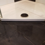 Behindertengerechte Dusche Dusche Fliesen Dusche Unterputz Begehbare Eckeinstieg Badewanne Mit Tür Und Bidet Rainshower Ebenerdige Komplett Set Einhebelmischer