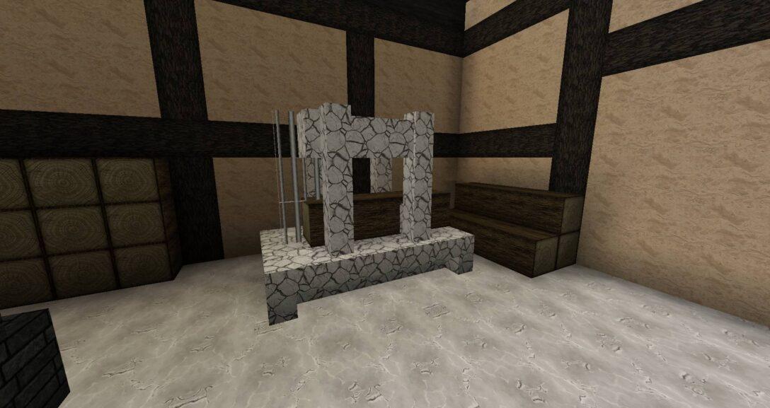 Large Size of Minecraft Deko Ideen Hängeregal Küche Mit Kochinsel Weiß Matt Hochschrank U Form Gardinen Für Auf Raten Lampen Müllschrank Kaufen Günstig Grillplatte Wohnzimmer Minecraft Küche