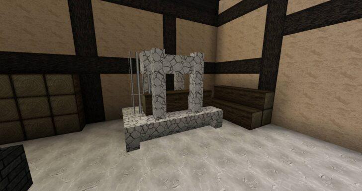 Medium Size of Minecraft Deko Ideen Hängeregal Küche Mit Kochinsel Weiß Matt Hochschrank U Form Gardinen Für Auf Raten Lampen Müllschrank Kaufen Günstig Grillplatte Wohnzimmer Minecraft Küche