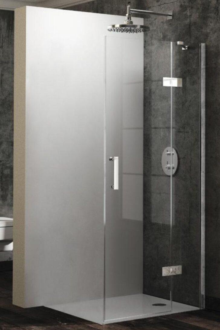 Medium Size of Hüppe Dusche Hppe Solva Pure Statten Sie Ihre Badezimmer Mit Einem Glaswand Fliesen Für Walk In Mischbatterie Glasabtrennung Glastür Bodengleich Dusche Hüppe Dusche