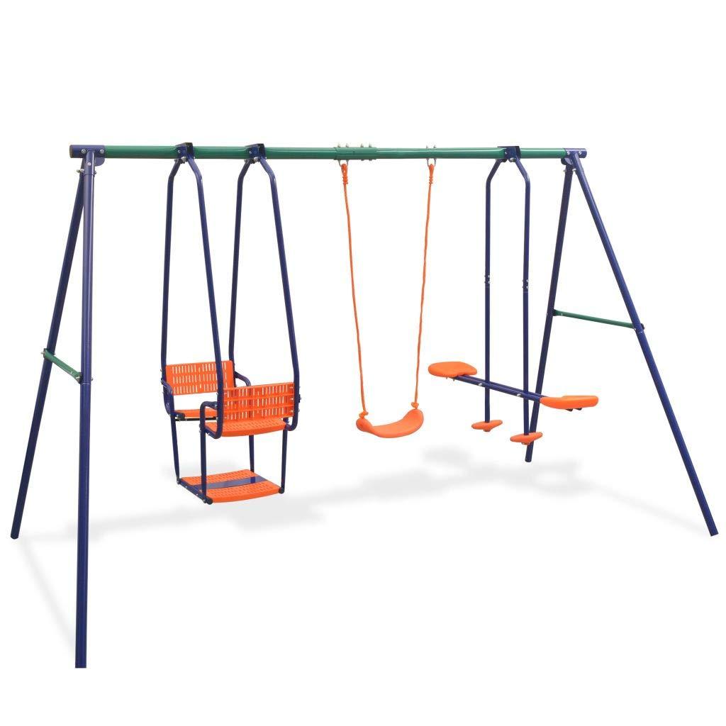 Full Size of Gartenschaukel Kinder Klettergerte Schaukeln Spielsets Spielplatzzubehr Vidaxl Kinderspielhaus Garten Regal Kinderzimmer Weiß Kinderspielturm Kinderschaukel Wohnzimmer Gartenschaukel Kinder