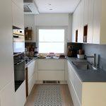 Küchen Ideen Kleine Kchen Grer Machen So Gehts Kchendesign Wohnzimmer Tapeten Regal Bad Renovieren Wohnzimmer Küchen Ideen