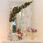 Wanddeko Ideen Weihnachtliche Dekoideen Mit Lichterketten Bad Renovieren Wohnzimmer Tapeten Küche Wohnzimmer Wanddeko Ideen