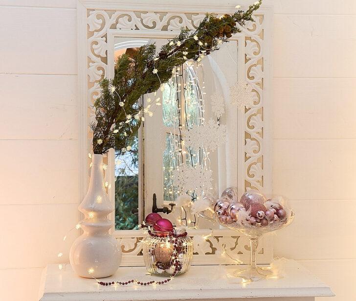 Medium Size of Wanddeko Ideen Weihnachtliche Dekoideen Mit Lichterketten Bad Renovieren Wohnzimmer Tapeten Küche Wohnzimmer Wanddeko Ideen