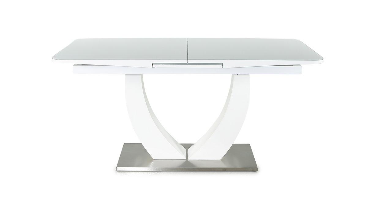 Full Size of Esstisch Glas Oval Kaufen Schwarz Poco Hochglanz Mezzo   Rund 120 Cm Ikea Ausziehbar Mit Schwarzem Gestell 100 Aus Holz Massiver Glaswand Dusche Klein Esstische Esstisch Glas