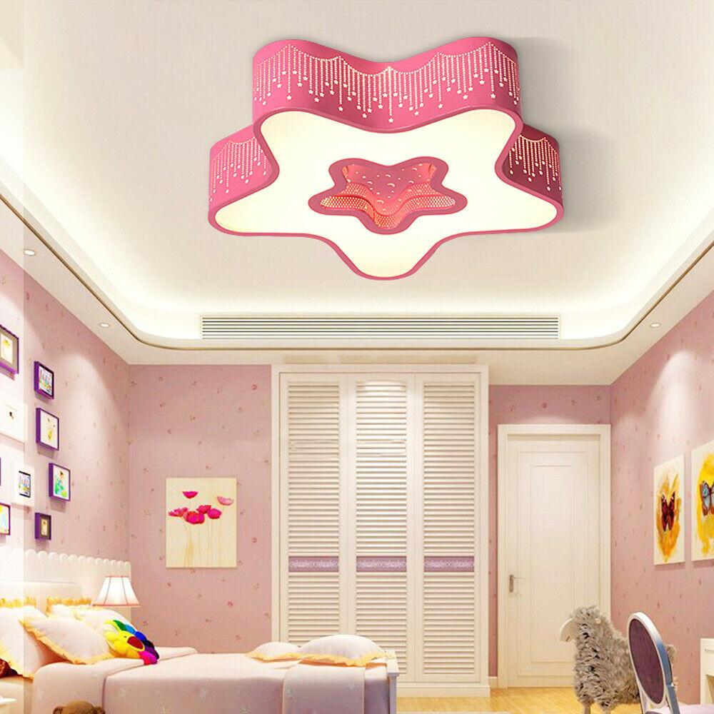 Full Size of 24w Led Deckenleuchte Sternform Kinderzimmer Deckenlampe Regal Weiß Deckenlampen Wohnzimmer Für Modern Regale Sofa Kinderzimmer Deckenlampen Kinderzimmer