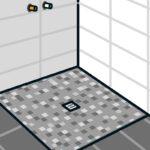 Bodengleiche Dusche Einbauen Punktentwsserung Anleitung Von Nachträglich Begehbare Fliesen Nischentür Duschen Walk In Pendeltür Ebenerdig Kaufen Moderne Dusche Bodengleiche Dusche Einbauen