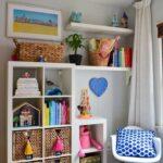 Kinderzimmer Aufbewahrung Kinderzimmer Kinderzimmer Aufbewahrung Im Skandinavischen Stil Mit Stauraum Fr Spielzeuge Regal Aufbewahrungsbehälter Küche Betten Bett Aufbewahrungssystem Weiß