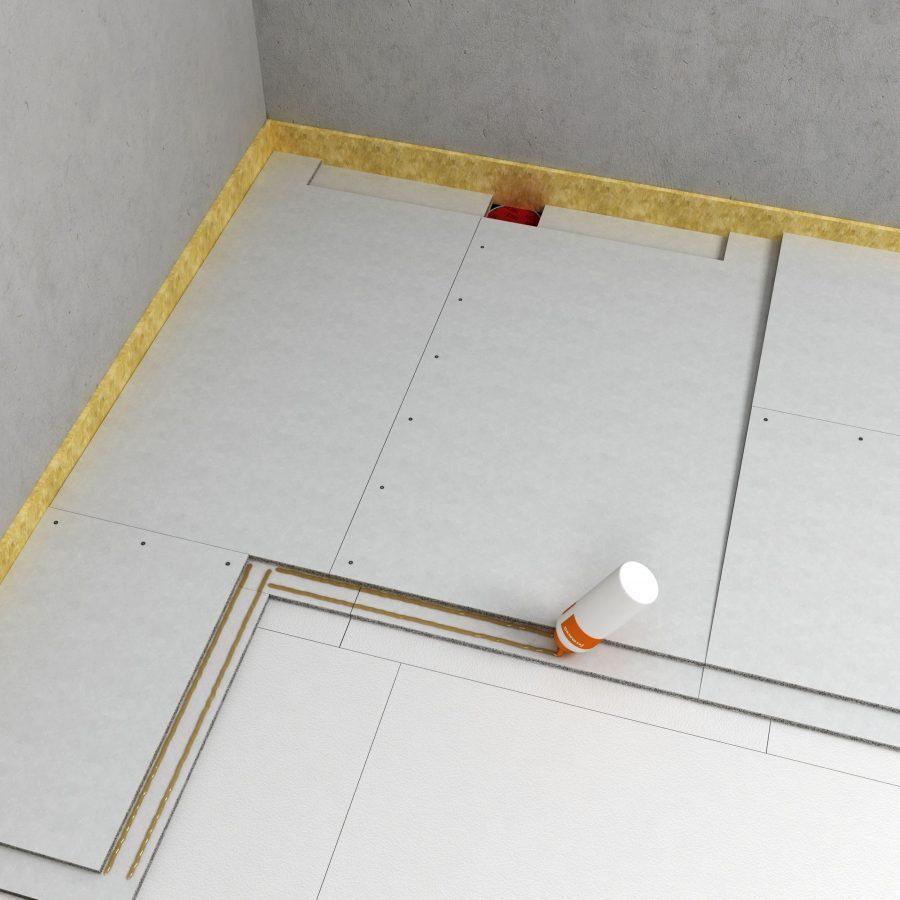 Full Size of Bodengleiche Dusche Mit Trockenestrichelementen Nachträglich Einbauen Thermostat Anal Glastrennwand Nischentür Ebenerdige Kosten Eckeinstieg Velux Fenster Dusche Bodengleiche Dusche Nachträglich Einbauen