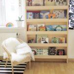 Emil Und Mathilda Unser Neues Montessori Bcherregal Regale Kinderzimmer Regal Sofa Weiß Kinderzimmer Kinderzimmer Bücherregal