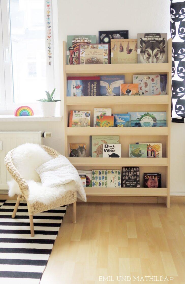 Medium Size of Emil Und Mathilda Unser Neues Montessori Bcherregal Regale Kinderzimmer Regal Sofa Weiß Kinderzimmer Kinderzimmer Bücherregal