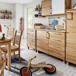 Holzküchen Wohnzimmer Kchen Aus Massivholz
