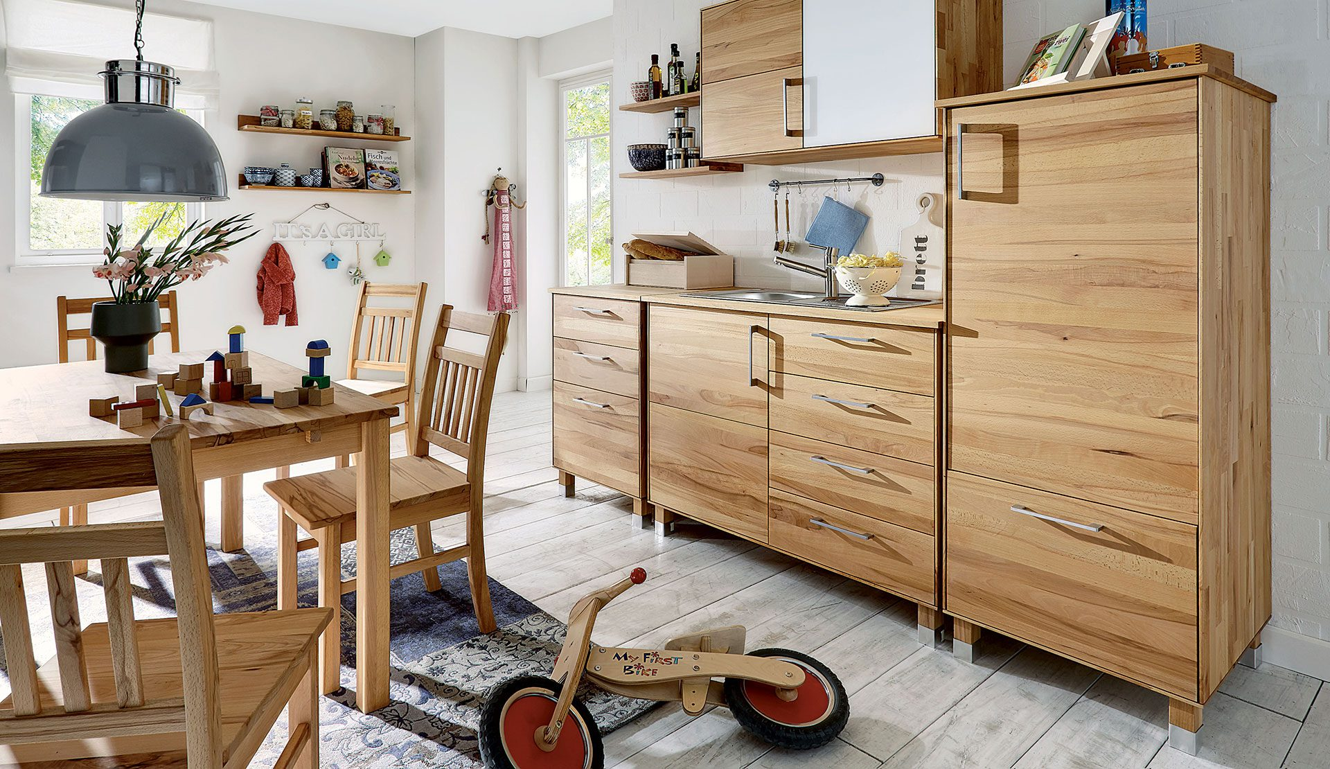 Full Size of Kchen Aus Massivholz Wohnzimmer Holzküchen