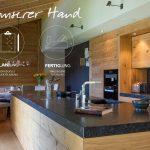 Holzküchen Wohnzimmer Holzküchen Moderne Landhauskche