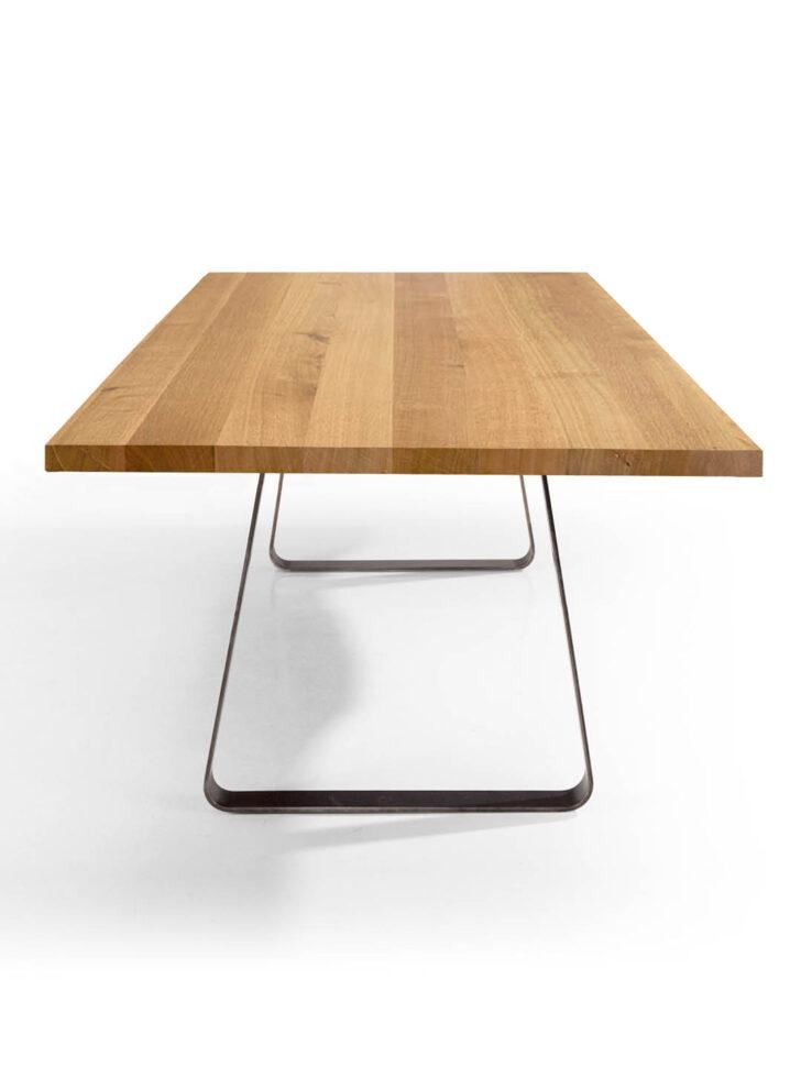 Medium Size of Esstisch 120x80 Holzplatte Mit Baumkante Oval Kleine Esstische Stühle Massiv Ausziehbar Eiche Weiß Rund 80x80 Massivholz Massivholzküche Teppich Esstische Esstisch Massiv