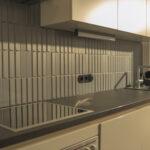 Küchenwand Innovatives Design Matte 3d Kchenwand Fliesen In Dunkelgrau Wohnzimmer Küchenwand