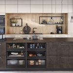 Küchen Wohnzimmer Küchen Kchenstudio In Der Wohnmeile Halstenbek Simon Kchen Regal