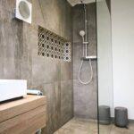 Bodenebene Walk In Dusche Mit Glastrennwand Behindertengerechte Mischbatterie Rainshower Schulte Duschen Werksverkauf Walkin Bluetooth Lautsprecher Dusche Glastrennwand Dusche