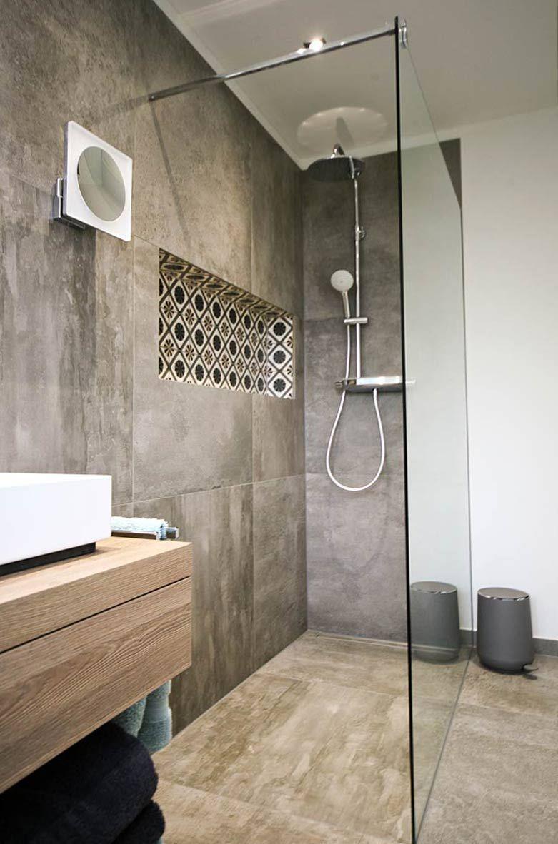 Full Size of Bodenebene Walk In Dusche Mit Glastrennwand Behindertengerechte Mischbatterie Rainshower Schulte Duschen Werksverkauf Walkin Bluetooth Lautsprecher Dusche Glastrennwand Dusche