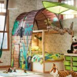 Kinderzimmer Einrichten Junge Kreative Ideen Und Wertvolle Tipps Kleine Küche Badezimmer Regal Sofa Weiß Regale Kinderzimmer Kinderzimmer Einrichten Junge