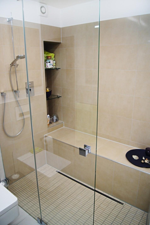 Full Size of Ebenerdige Dusche Nachtrglich Einbauen Barrierefreie Grohe Thermostat Walk In Bodengleiche Nachträglich Unterputz 90x90 Antirutschmatte Begehbare Bluetooth Dusche Dusche Einbauen