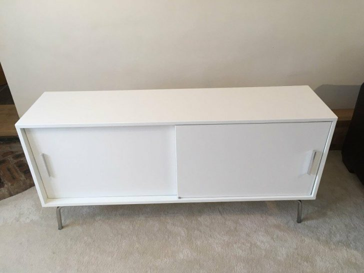 Medium Size of White Gloss Sideboard Storage Cabinet With Shelves And Sliding Ikea Miniküche Küche Kaufen Modulküche Betten 160x200 Sofa Mit Schlaffunktion Kosten Wohnzimmer Ikea Sideboard