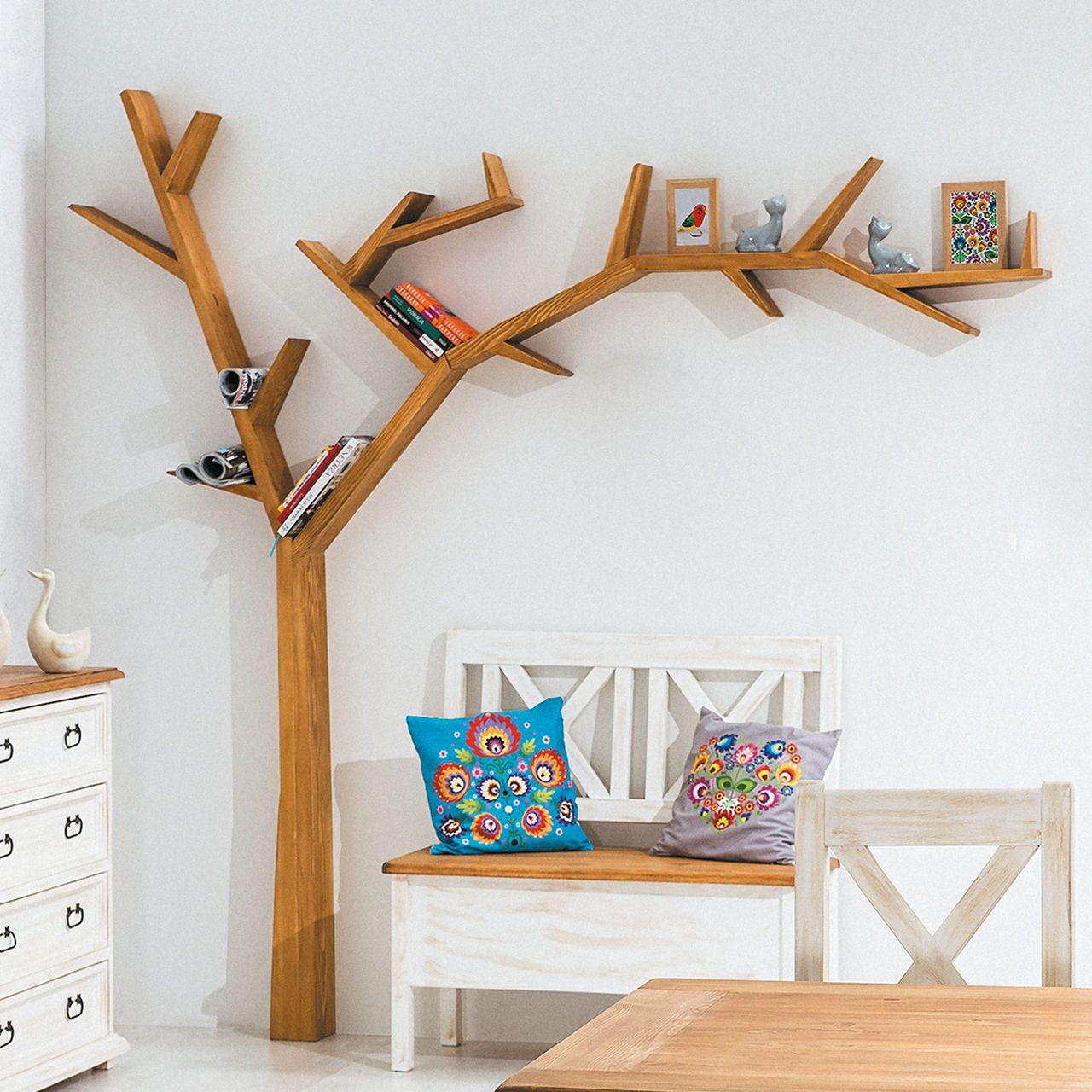 Full Size of Regal Kinderzimmer Imposanter Baum Als Auergewhnliches Design Zimmer Stecksystem Weiß Hochglanz Schlafzimmer Schreibtisch Massivholz Tiefe 30 Cm Usm Auf Wohnzimmer Regal Kinderzimmer
