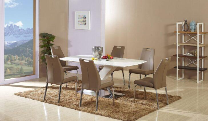 Medium Size of Esstisch Set Bambari A25 Inkl 6 Sthle Braun 160 90 L B Rustikal Glas Mit Stühlen Stühle Kaufen 80x80 4 Günstig Designer Esstische Kleiner Teppich Groß Und Esstische Stühle Esstisch
