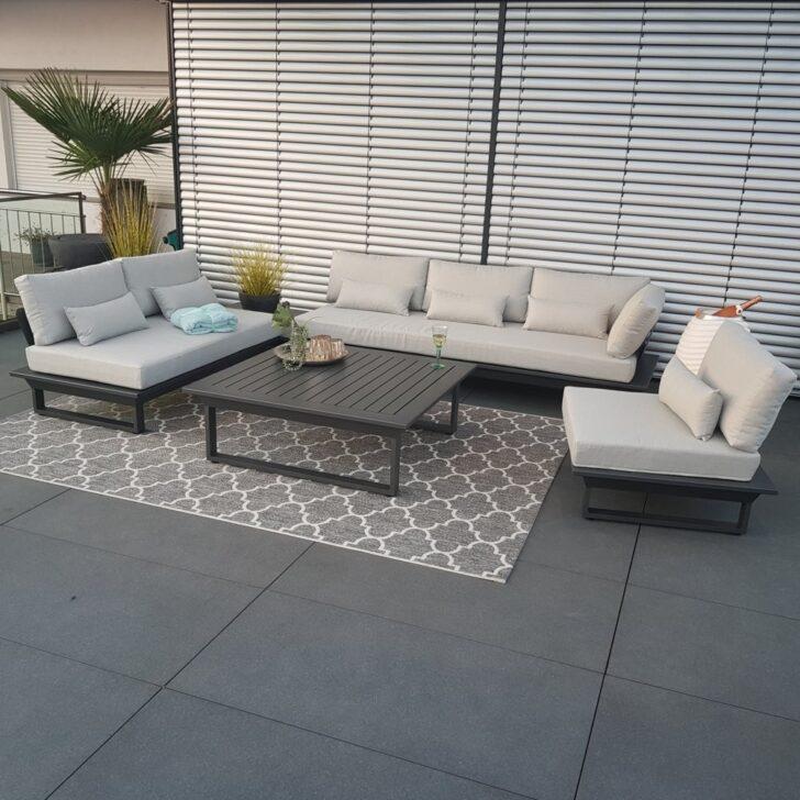 Garten Loungemöbel Lounge Sofa Set Günstig Sessel Möbel Holz Wohnzimmer Terrassen Lounge