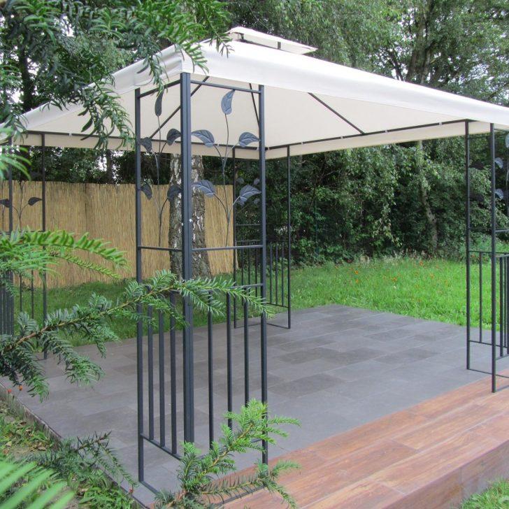 Medium Size of Gartenpavillon Metall Welcher Pavillon Passt Zu Meinem Garten Mein Regal Bett Weiß Regale Wohnzimmer Gartenpavillon Metall