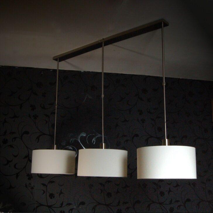 Medium Size of Neu H Ngelampe Toskana Ii Esstisch Leuchte 3 Schirme Creme Wei Wohnzimmer Deckenlampen Betonplatte Pendelleuchte Mit 4 Stühlen Günstig Buche Modern Lampen Esstische Deckenlampe Esstisch