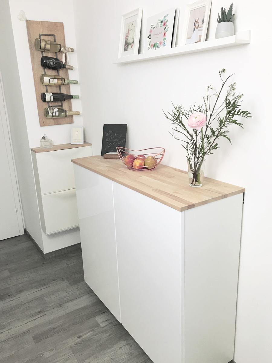 Full Size of Ikea Hack Metod Wandschrank Als Sideboard Teil Ii Betten 160x200 Miniküche Küche Kaufen Sofa Mit Schlaffunktion Kosten Bei Modulküche Wohnzimmer Küchenschrank Ikea