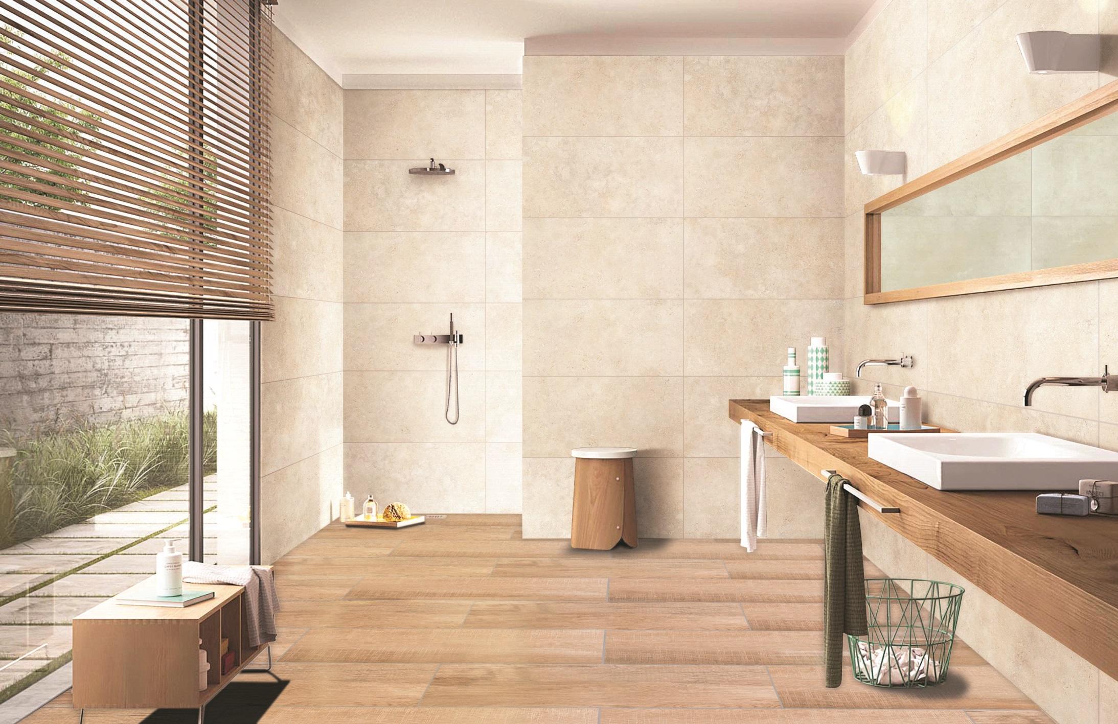 Full Size of Dusche Ebenerdig Wellnessbad So Gestalten Sie Ihr Luxus Badezimmer Obi Barrierefreie Antirutschmatte Fliesen Kaufen Einhebelmischer Eckeinstieg Nischentür Dusche Dusche Ebenerdig