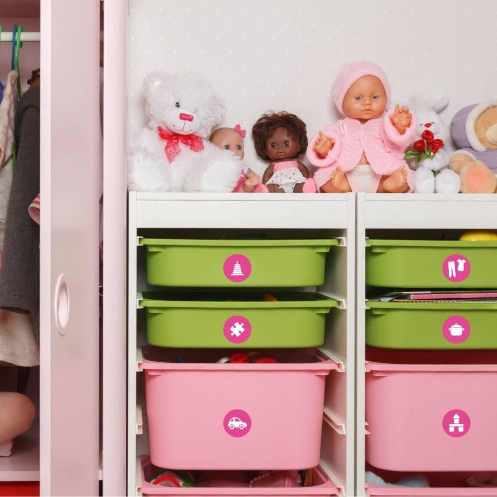Full Size of Kinderzimmer Aufbewahrung Mbelaufkleber Ordnungssticker Fr Spielzeug Weiss Regal Aufbewahrungssystem Küche Regale Bett Mit Betten Weiß Aufbewahrungsbehälter Kinderzimmer Kinderzimmer Aufbewahrung