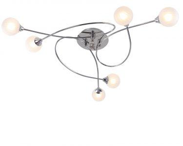 Wohnzimmer Deckenlampe Wohnzimmer Wohnzimmer Deckenlampe Deckenleuchte 6 Flammig Glas Chrom Lampe Dimmbar 230v Landhausstil Moderne Relaxliege Deko Deckenlampen Poster Tapeten Ideen Wandbild