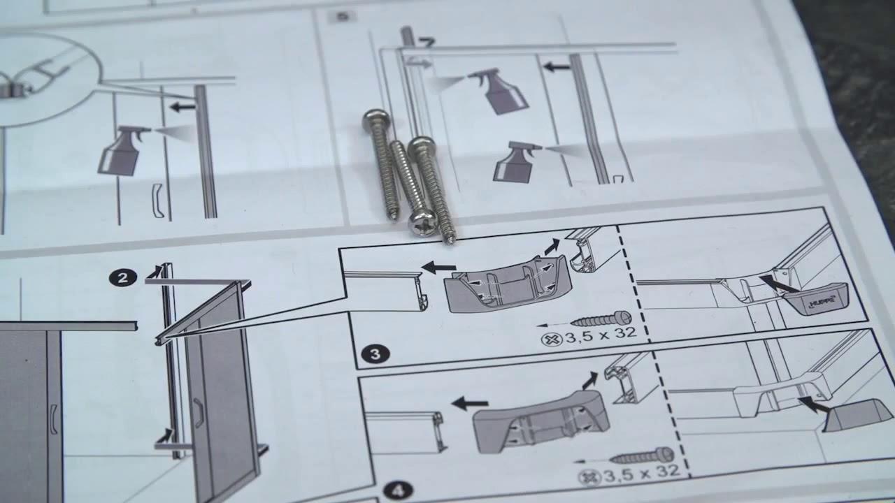 Full Size of Hüppe Duschen Hppe Classics 2 Montagevideo Youtube Hsk Schulte Werksverkauf Begehbare Kaufen Breuer Moderne Sprinz Bodengleiche Dusche Dusche Hüppe Duschen