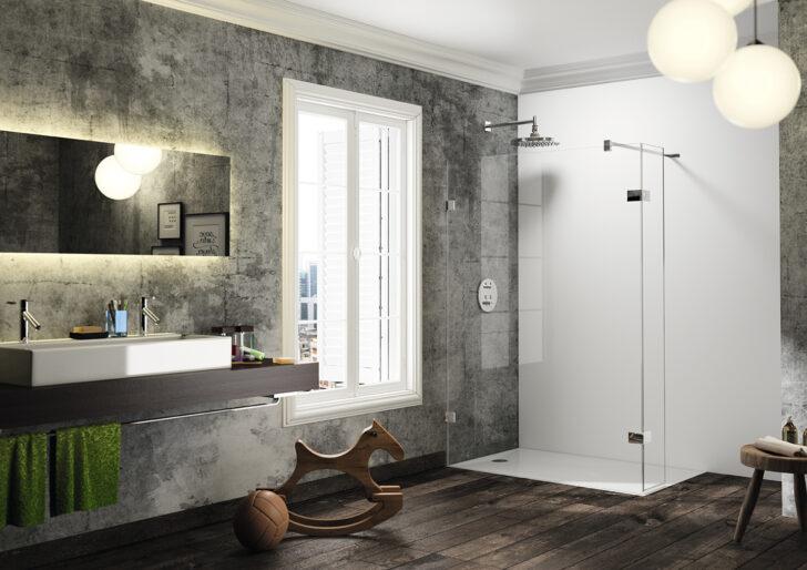Medium Size of Duschkabinen Begehbare Duschen Hsk Sprinz Bodengleiche Schulte Werksverkauf Hüppe Breuer Kaufen Dusche Moderne Dusche Hüppe Duschen