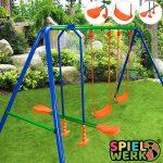 Gartenschaukel Erwachsene Wohnzimmer Spielwerk Schaukelgerst Fr Bis Zu 4 Real