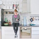 Kchen Makeover Wasn Glanzstck Unsere Selbstgebaute Ikea Kche Küche Kosten Betten Bei Kaufen Küchen Regal Miniküche 160x200 Modulküche Sofa Mit Wohnzimmer Ikea Küchen