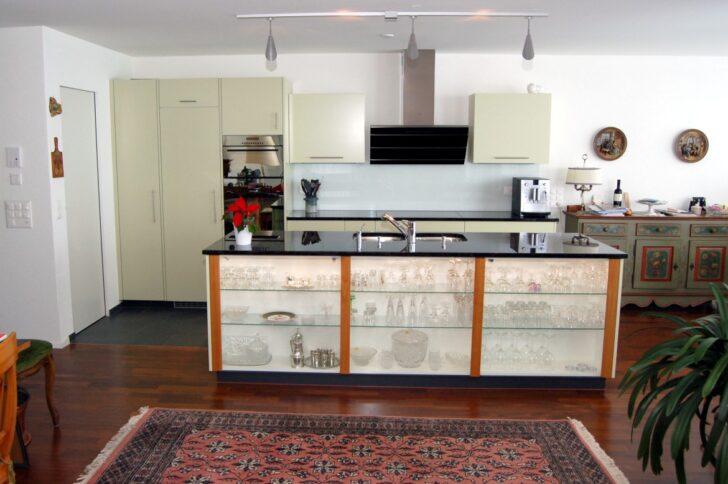 Medium Size of Kücheninsel Kcheninsel Mit Vitrine Funk Innenausbau Ag Wohnzimmer Kücheninsel