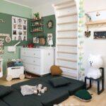 Sprossenwand Kinderzimmer Kinderzimmer Sprossenwand Kinderzimmer Bilder Ideen Couch Regal Regale Sofa Weiß