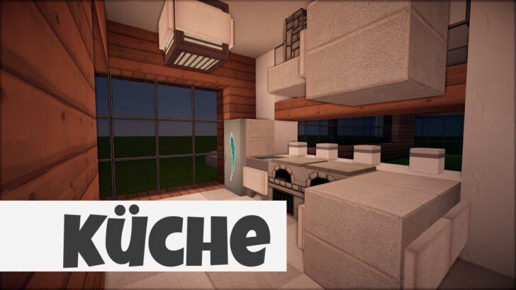 Medium Size of Minecraft Küche Haus 101 Einrichten Kche Folge 2 Youtube Tapeten Für Die Müllschrank Weiß Matt Magnettafel Holz Schwarze Kinder Spielküche Wandpaneel Glas Wohnzimmer Minecraft Küche
