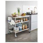 Küchenwagen Ikea 98x57cm Kchenwagen Flytta Servierwagen Aus Edelstahl Xn Betten 160x200 Küche Kosten Kaufen Modulküche Miniküche Bei Sofa Mit Wohnzimmer Küchenwagen Ikea